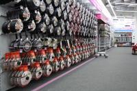 Сеть магазинов электроники, Москва