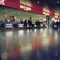 """Аэропорт Франкфурт-на-Майне<span>Напольное покрытие """"Nora""""</span>"""